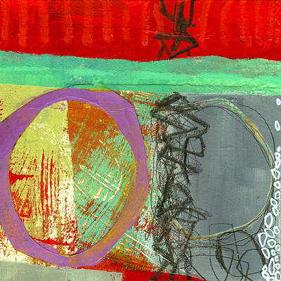 Crossroads 32 Art Print by Jane Davies
