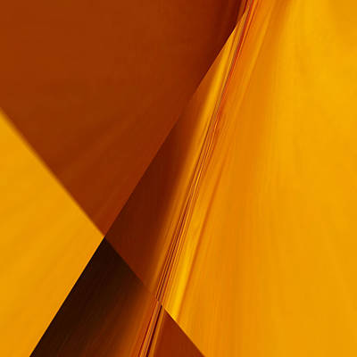 Metal Art Abstraction Photograph - Crossroads 7 by Tom Druin