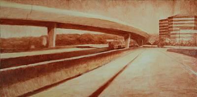 Crossroads Art Print by Jeff Levitch