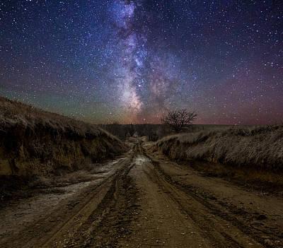 Photograph - Crossroads To Creation by Aaron J Groen