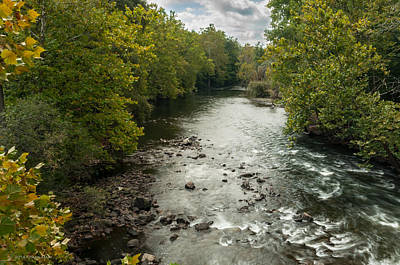 Photograph - Croton River 1 by Frank Mari