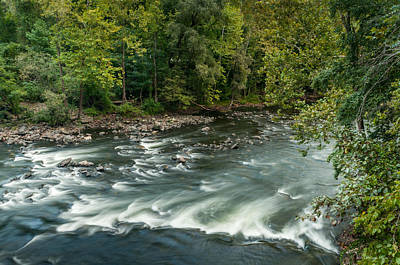 Photograph - Croton River 2 by Frank Mari