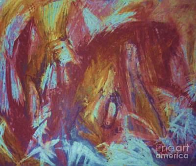 Crowman Art Print by Ann Fellows