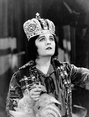 Pola Negri Photograph - Crown Of Lies, Pola Negri, 1926 by Everett