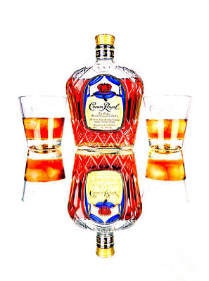 Photograph - Crown Royal by Glenn Gordon