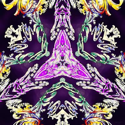 Digital Art - Crowned Emotion by Derek Gedney