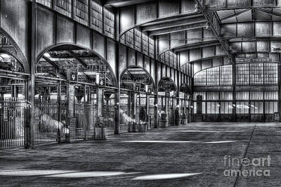 Photograph - Crrnj Terminal Vi by Clarence Holmes