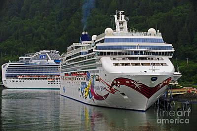 Photograph - Cruise by Edward Kovalsky