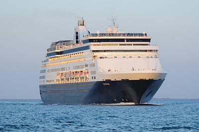 Photograph - Cruise Ship Ryndam by Bradford Martin