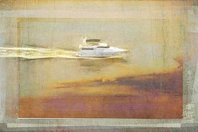 Cruising The Halifax Print by Alice Gipson