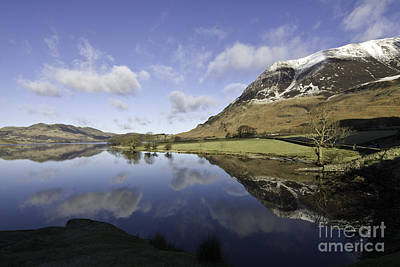 Photograph - Crummock Water - 1 by James Lavott