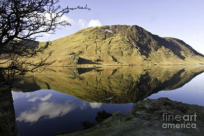 Photograph - Crummock Water - 2 by James Lavott