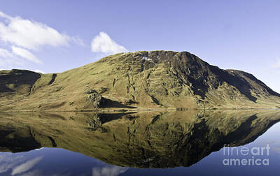 Photograph - Crummock Water - 4 by James Lavott