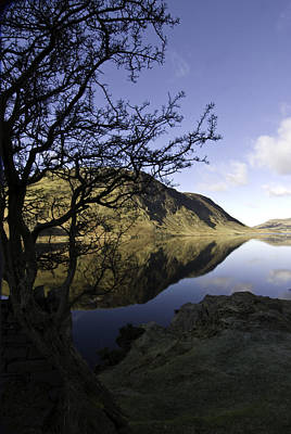 Photograph - Crummock Water - 6 by James Lavott