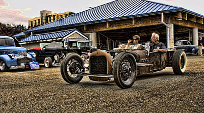 Photograph - Crusin' In The Rat by Ron Roberts