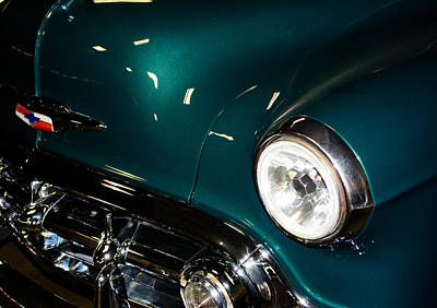 Photograph - Cruzin Chevy by Tikvah's Hope