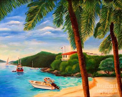 Painting - Cruzin' In The Bay by Shelia Kempf