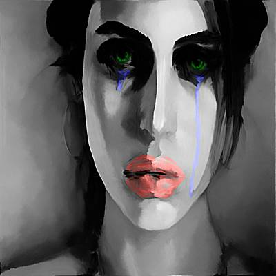 Fleetwood Mac - Cryofawoman by Francesco Bertucci