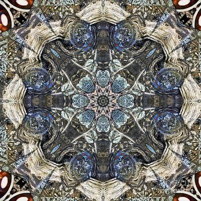 Digital Art - Crystal Anxiety by Rhonda Strickland