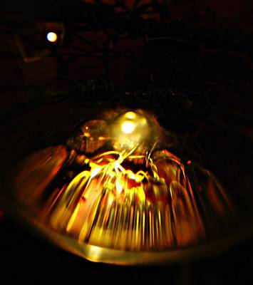 Photograph - Crystal Ball Project 10 by Sarah Loft