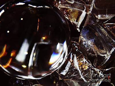 Photograph - Crystal Ball Project 119 by Sarah Loft