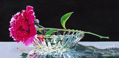 Painting - Crystal Beauty by Arlene Steinberg