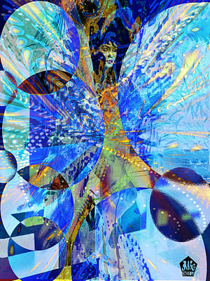 Crystal Blue Persuasion Art Print by Seth Weaver