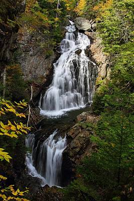 Photograph - Crystal Cascade by Mike Farslow
