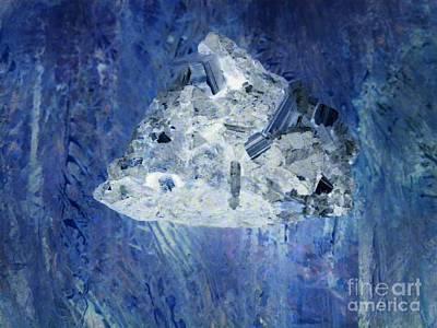 Crystal Clear Art Print