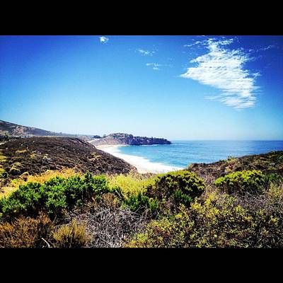 Photograph - Crystal Cove by Troy Lewis