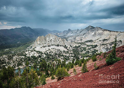 Photograph - Crystal Crag And Mammoth Crest by Alexander Kunz