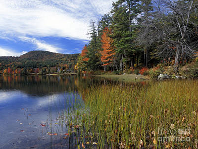 Photograph - Crystal Lake - Fm000116 by Daniel Dempster