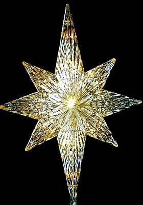 Photograph - Crystal Light by Bob Wall