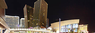 Aria Photograph - Crystals Mall - Las Vegas - 01131 by DC Photographer
