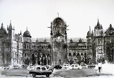 Cst Station Mumbai Original