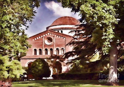 Photograph - Csu Chico by Kathleen Gauthier