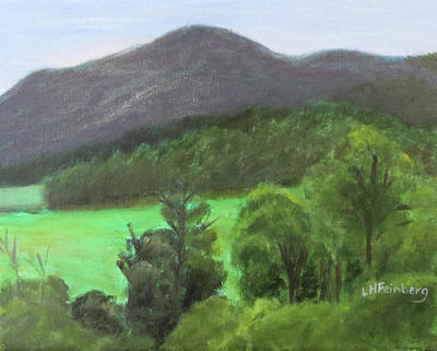 Painting - Ct River Valley by Linda Feinberg