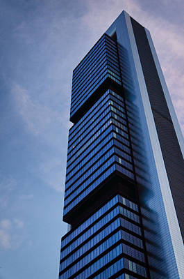 Photograph - Cuatro Torres Business Area II by Pablo Lopez