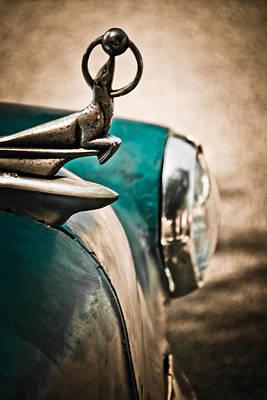 Amador Photograph - Cuba - Car IIi by Amador Esquiu Marques