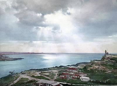 Photograph - Cuba Coast, C1900 by Granger