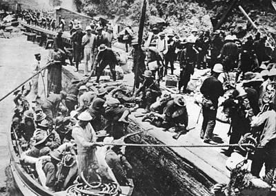 Photograph - Cuba Daiquiri, 1898 by Granger