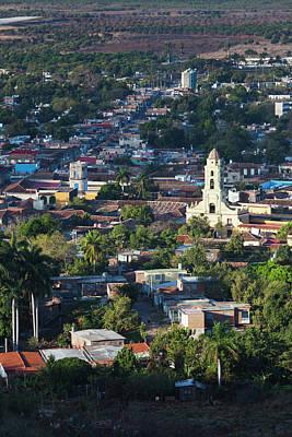 Greater Antilles Photograph - Cuba, Sancti Spiritus Province by Walter Bibikow