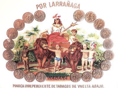 Photograph - Cuban Por Larranaga Cigars Image Art by Jo Ann Tomaselli