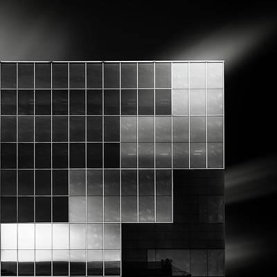 Spain Wall Art - Photograph - Cubes by Jorge Ruiz Dueso
