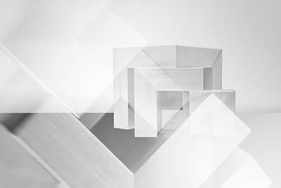 Cubism Wall Art - Photograph - Cubic by Luc Vangindertael (lagrange)