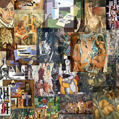 Cubism 1907 To 1914 Original