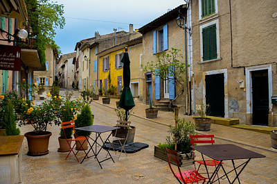 Photograph - Cucuron In Provence by Dany Lison