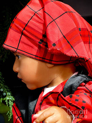 Christmas Eve Photograph - Cuenca Kids 514 by Al Bourassa
