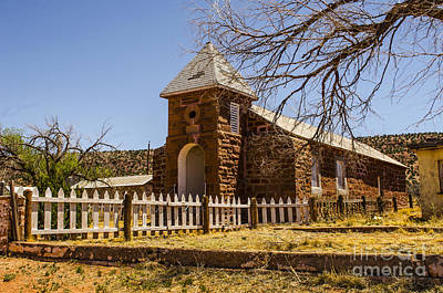 Photograph - Cuervo New Mexico Ghost Town 10 by Deborah Smolinske