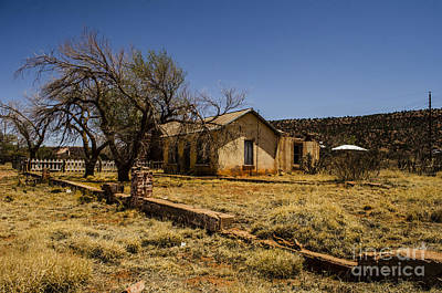 Photograph - Cuervo New Mexico Ghost Town 8 by Deborah Smolinske